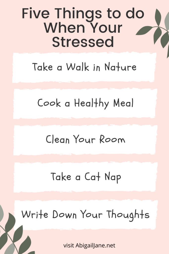 10 ways to relieve stress and relax