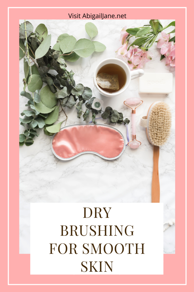 what does dry brushing do