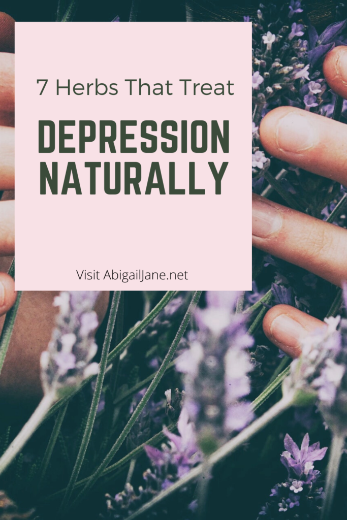 7 Best Natural Anti-depressants that Actually Help With Depression